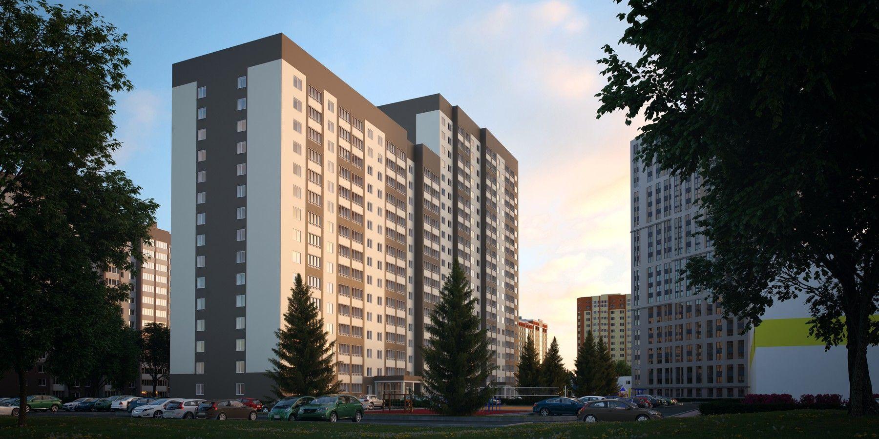 купить квартиру в ЖК Ломоносов
