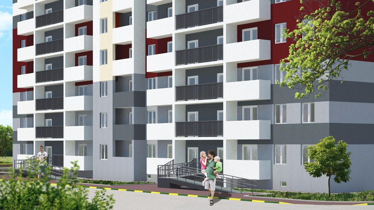 купить квартиру в ЖК по ул. Бирюзова