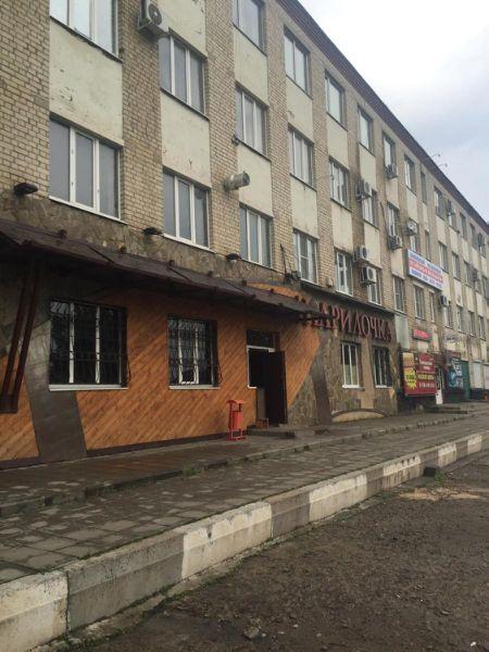 Офисное здание на ул. Волчанская, 139