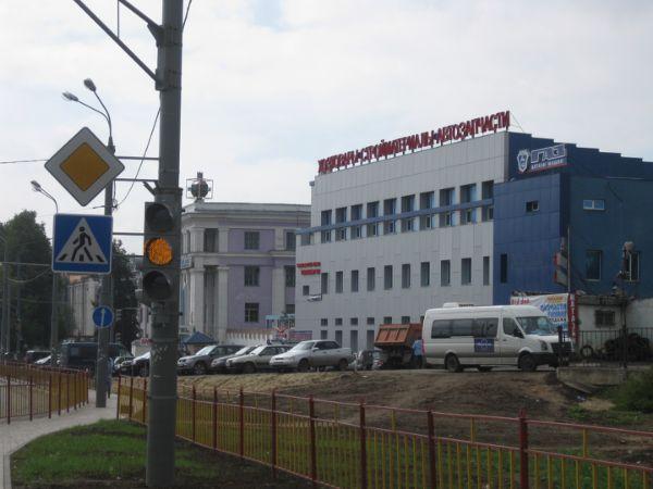 Торговый центр на проспекте Гагарина, 37Б