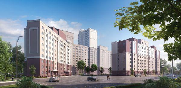 3-я Фотография ЖК «Москва Град»