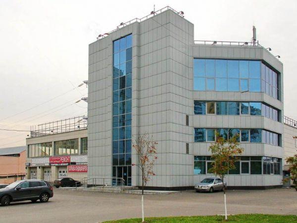 Торгово-офисный комплекс на ул. Привольная, 8