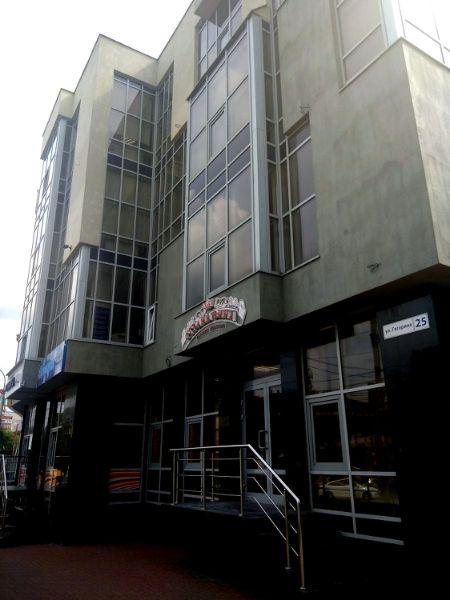 Бизнес-центр на ул. Гагарина, 25
