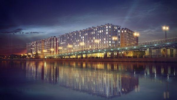 3-я Фотография ЖК «Docklands (Докландс)»