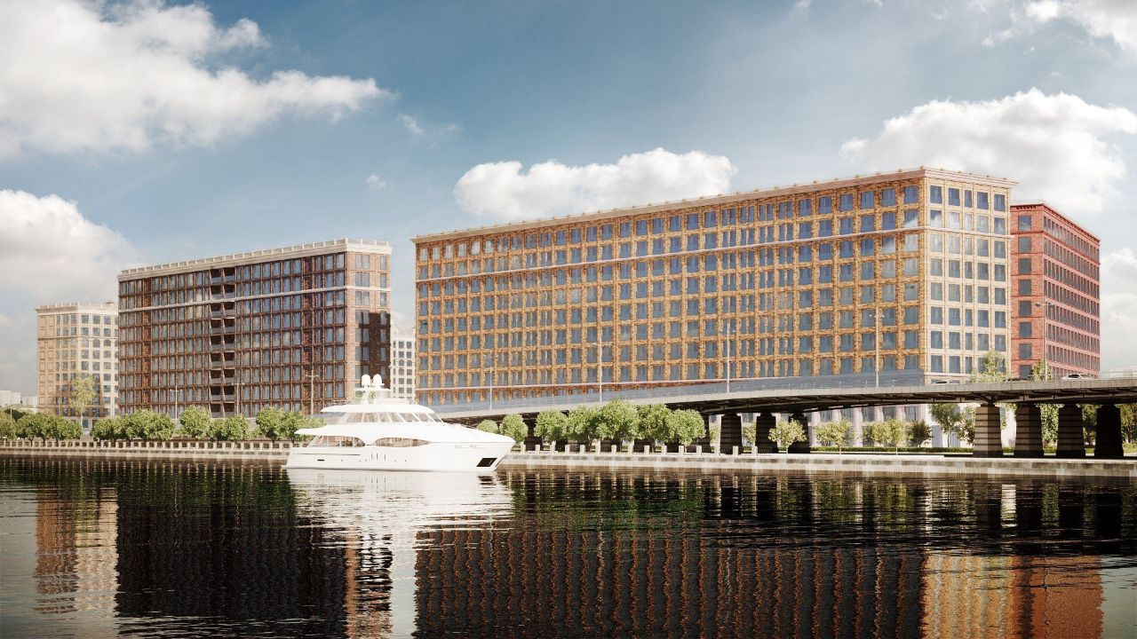 продажа квартир Docklands (Докландс)