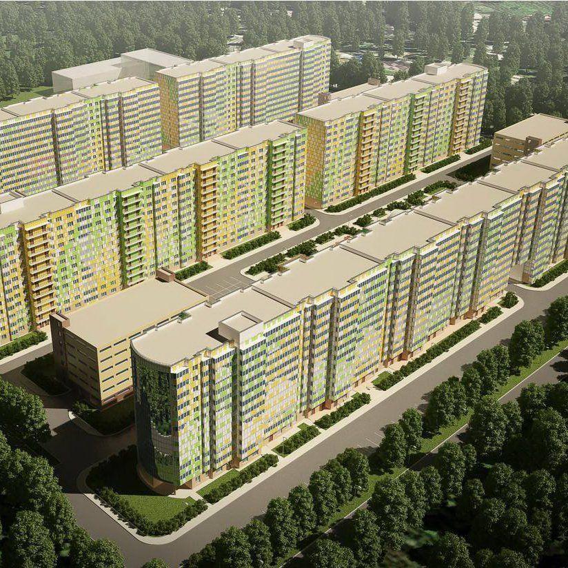 продажа квартир Морошкино
