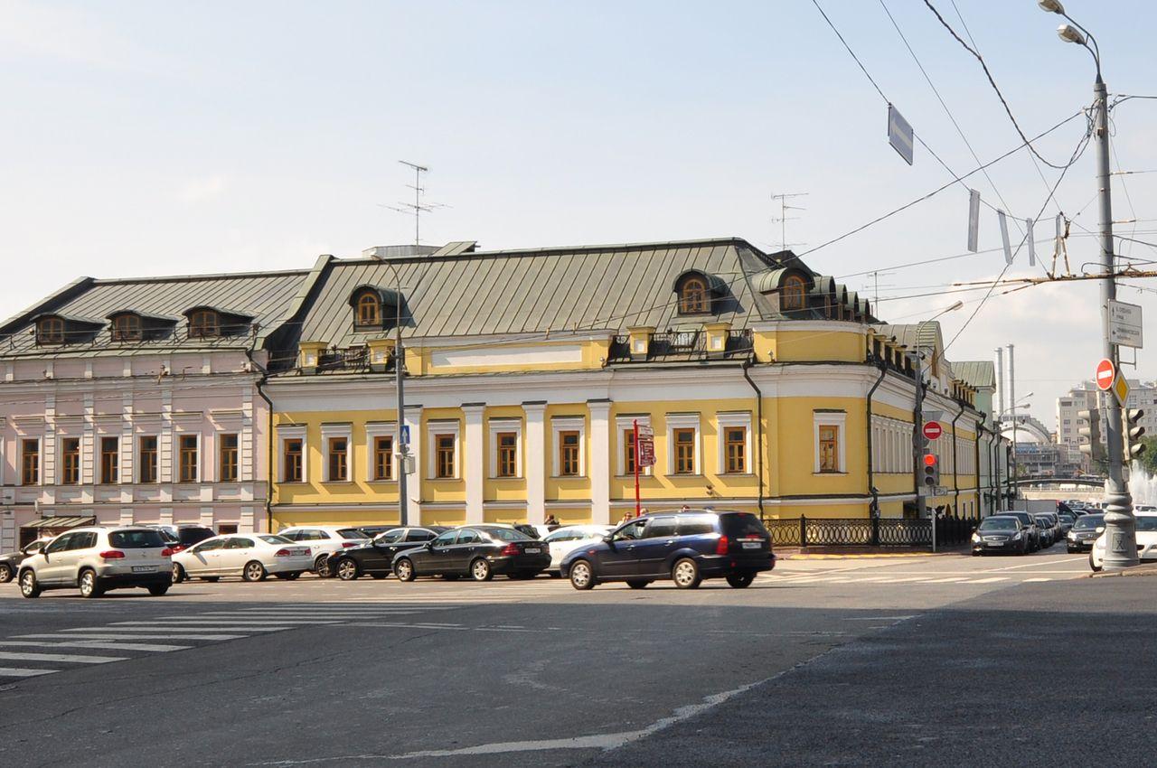 Коммерческая недвижимость Кадашевская набережная аренда офиса в зиле