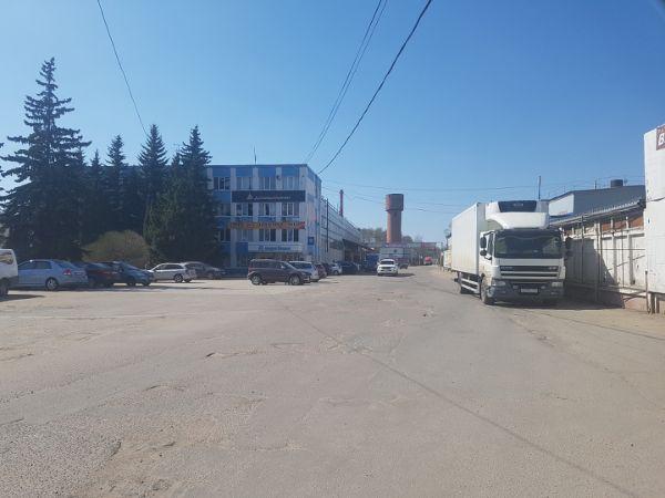 Торгово-складской комплекс Меркурий Обнинск
