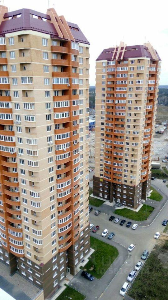 Аренда двухкомнатной квартиры 64м² ул. Твардовского, 38, Балашиха, Московская область, мкр. Южный м. Перово - база ЦИАН, объявление 240632245