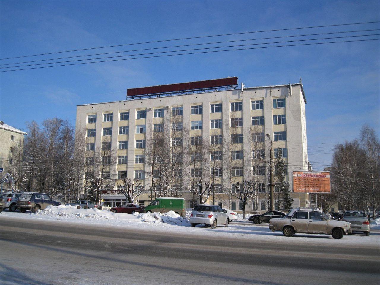 Аренда офисов г киров помещение для персонала Бориса Галушкина улица