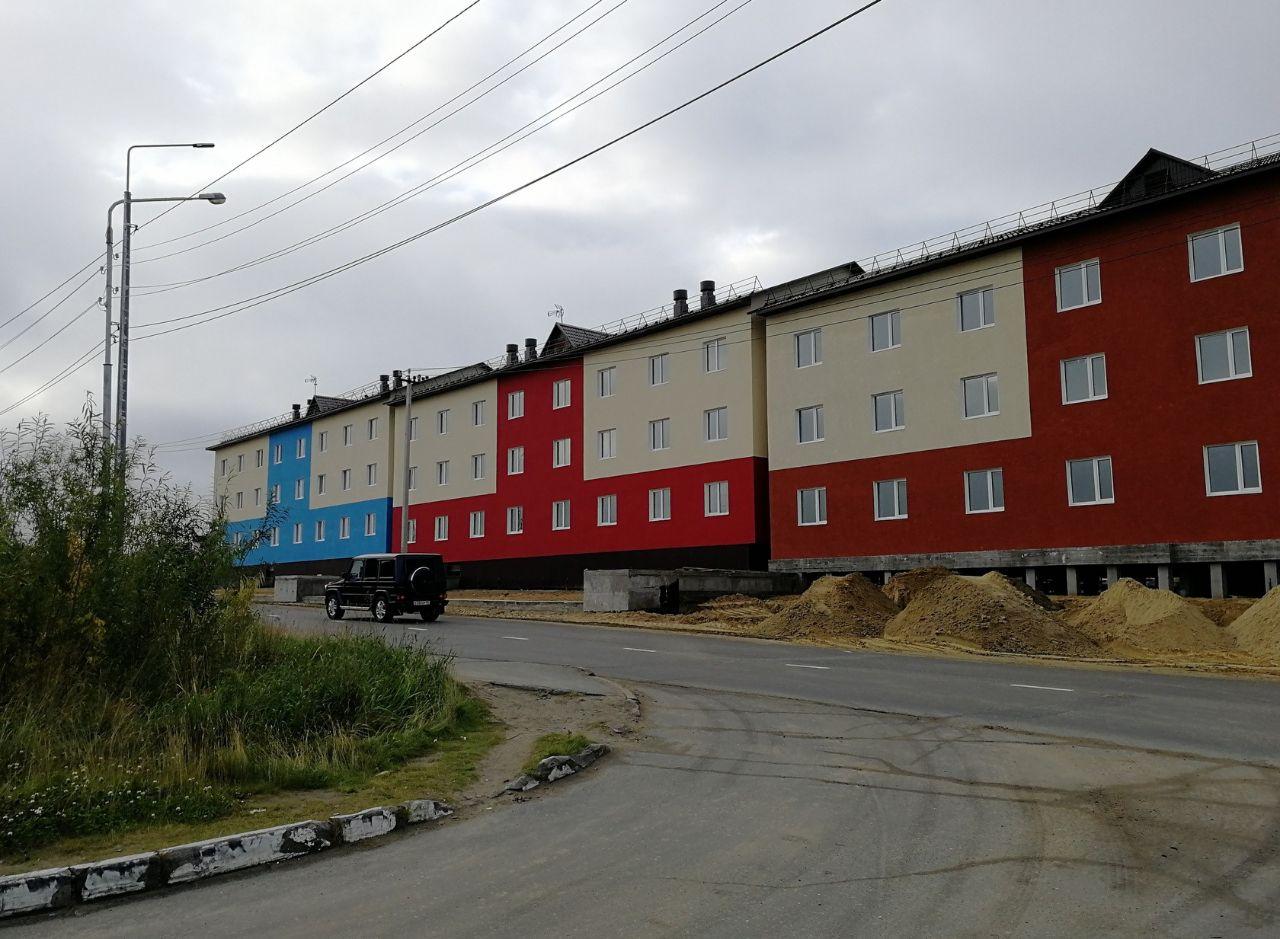 жилой комплекс По ул.Геологов
