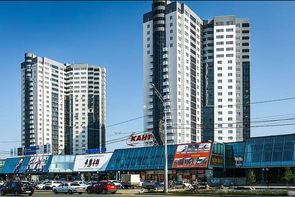 Торгово-развлекательном центре Западный луч