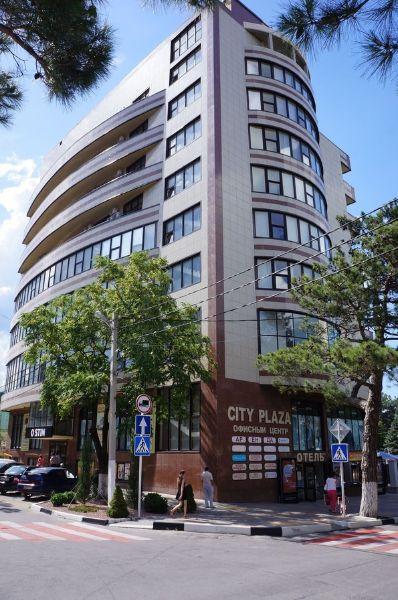 Офисно-гостиничный комплекс City Plaza (Сити Плаза)