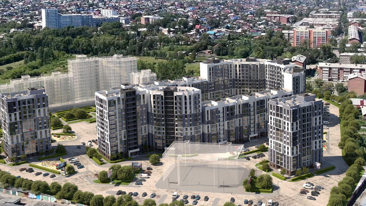 купить квартиру в ЖК Первый Ленинский Квартал