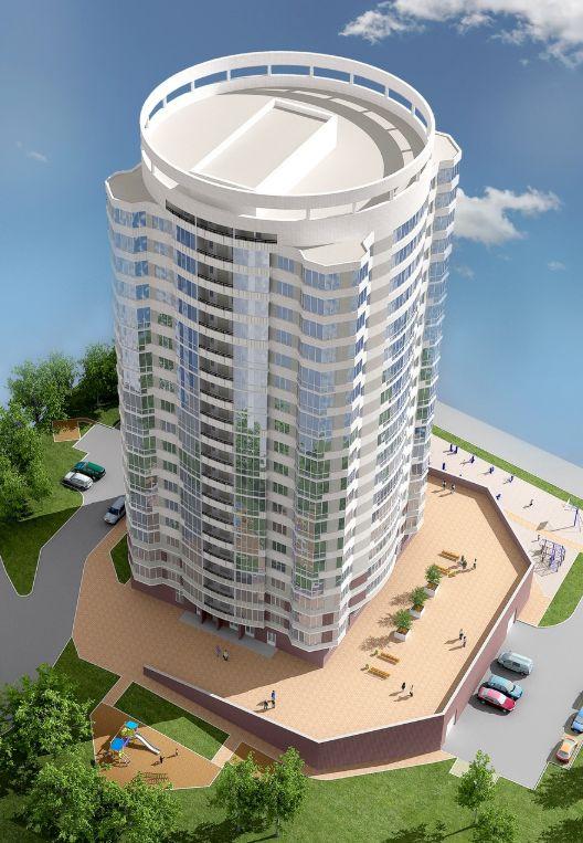 купить квартиру в ЖК ул. Гайдара, позиция 57