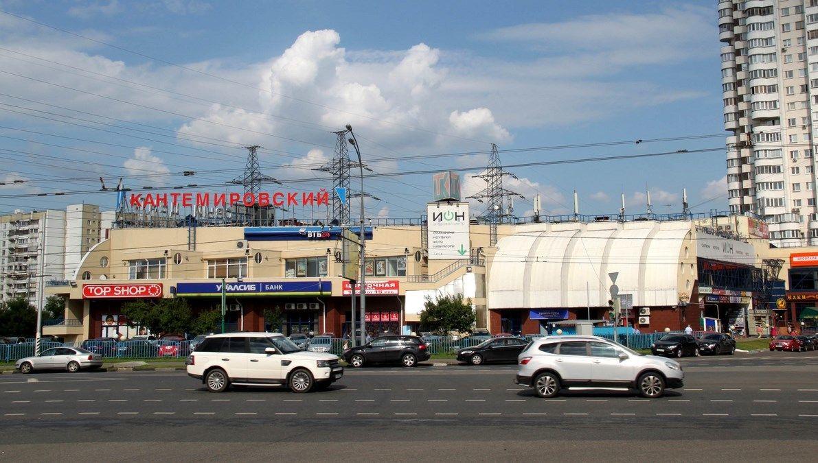 аренда помещений в ТЦ Кантемировский