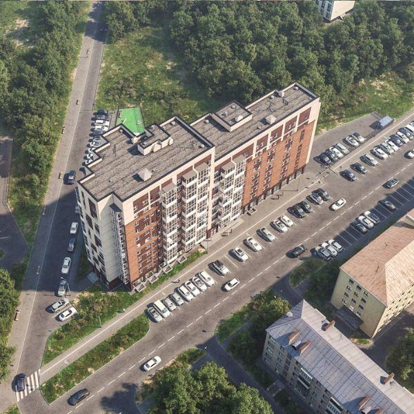 1-я Фотография ЖК «Фрязиновская улица, 10»