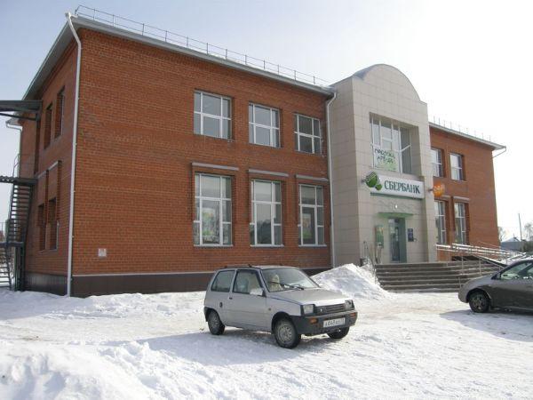 Отдельно стоящее здание на ул. Октябрьская, 64А