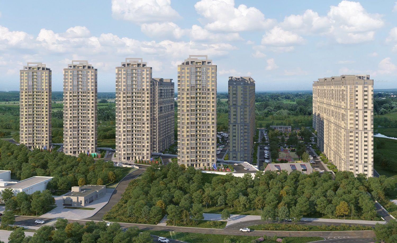 жилой комплекс Сказка град