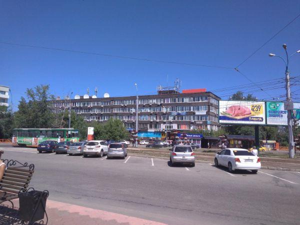 Офисное здание на ул. Декабрьских Событий, 125