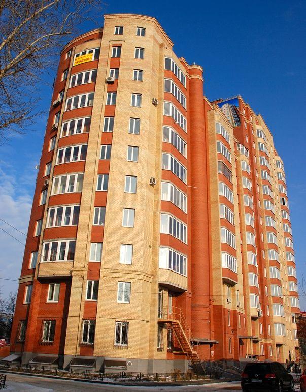 продажа квартир ул. Воровского 61Б