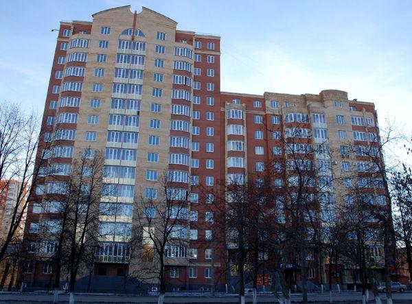 2-я Фотография ЖК «ул. Воровского 61Б»