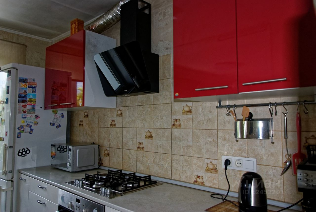 Продаю двухкомнатную квартиру 37.1м² Черноморский бул., 7К2, Москва, ЮАО, р-н Нагорный м. Чертановская - база ЦИАН, объявление 240417248