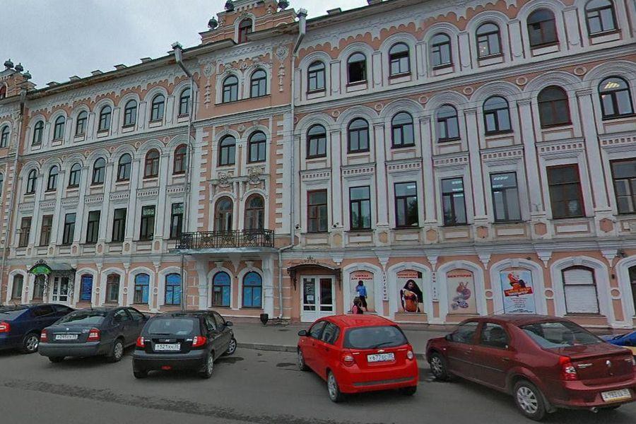 аренда помещений в ТЦ XXI век (21 век)