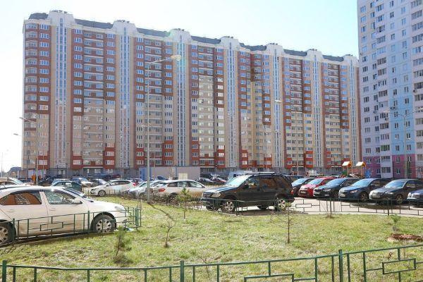 2-я Фотография ЖК «ДОМодедово Парк»