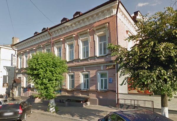 Офисное здание на ул. Спасская, 18