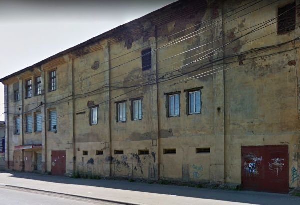 Производственно-складской комплекс на ул. Заводская, 41