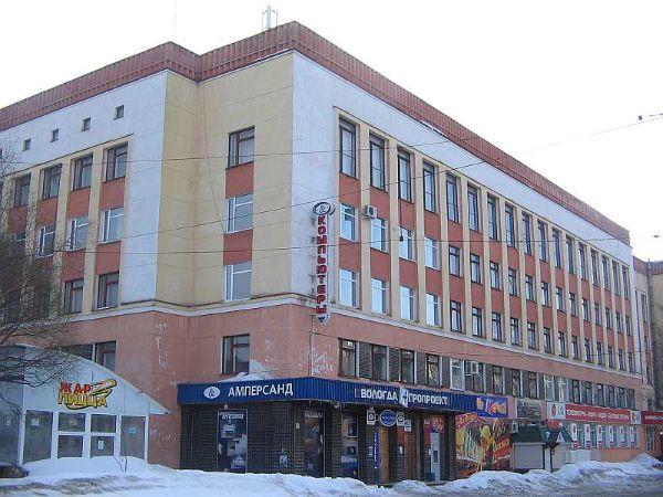 Офисное здание на ул. Козленская, 33