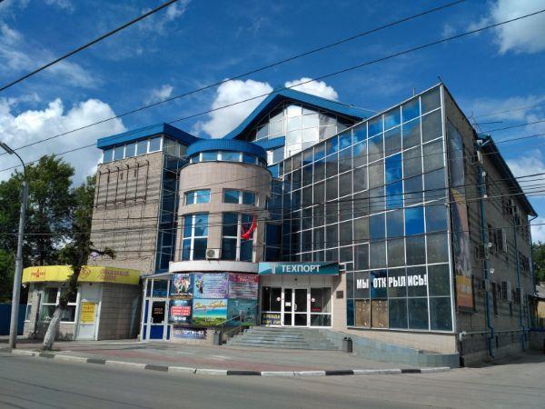 Торгово-офисный комплекс Наутилус
