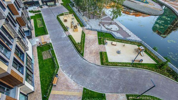 14-я Фотография ЖК «Олимпийская деревня Новогорск. Курорт»