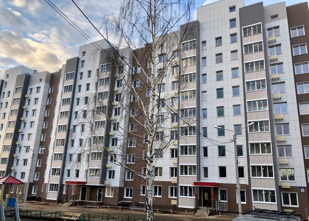 жилой комплекс РАДОНЕЖ - III