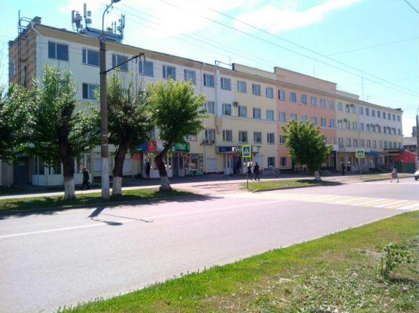 Торгово-офисный комплекс на ул. Куйбышева, 36