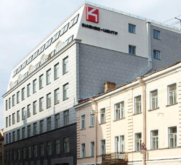 Бизнес-центр Кронверк