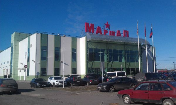 Бизнес-центр Маршал Юг