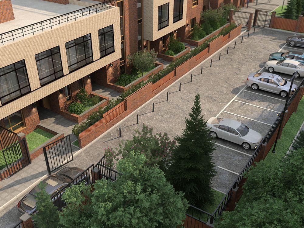 жилой комплекс Ядринцевский квартал