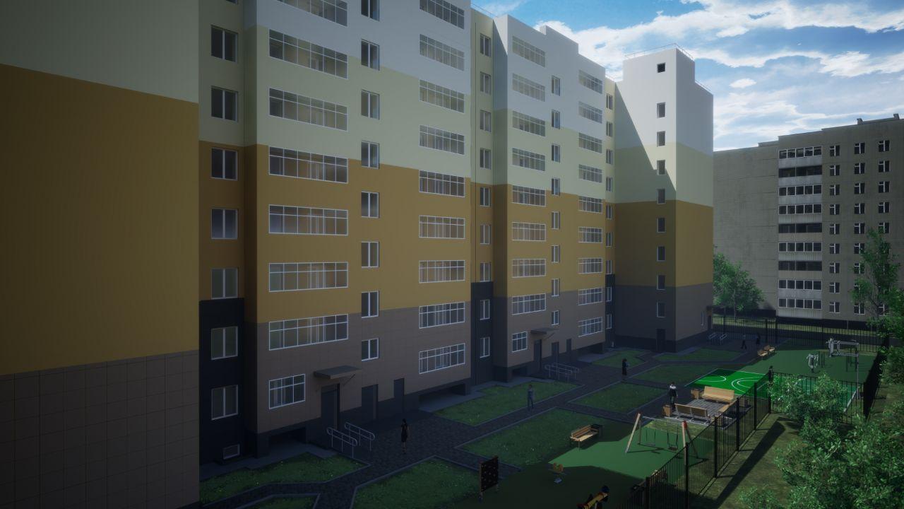 жилой комплекс Дом на Вагонном