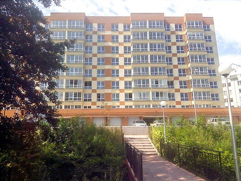 жилой комплекс на пр-те Победы 80