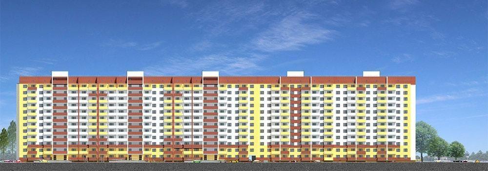 жилой комплекс Апельсин