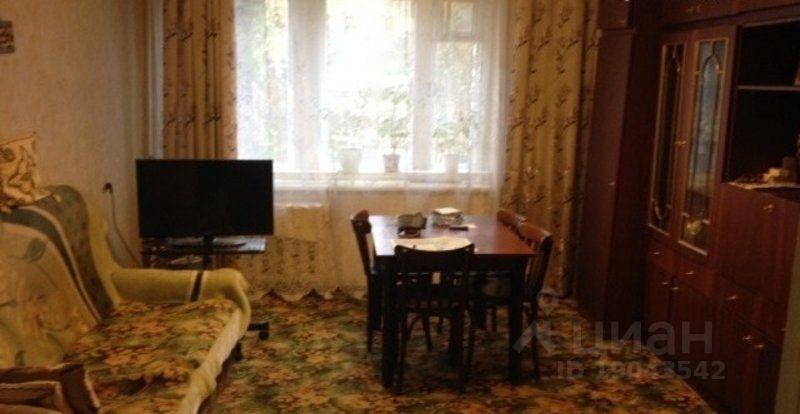 Снять трехкомнатную квартиру 62м² ш. Саратовское, 29, Балаково, Саратовская область - база ЦИАН, объявление 214690473