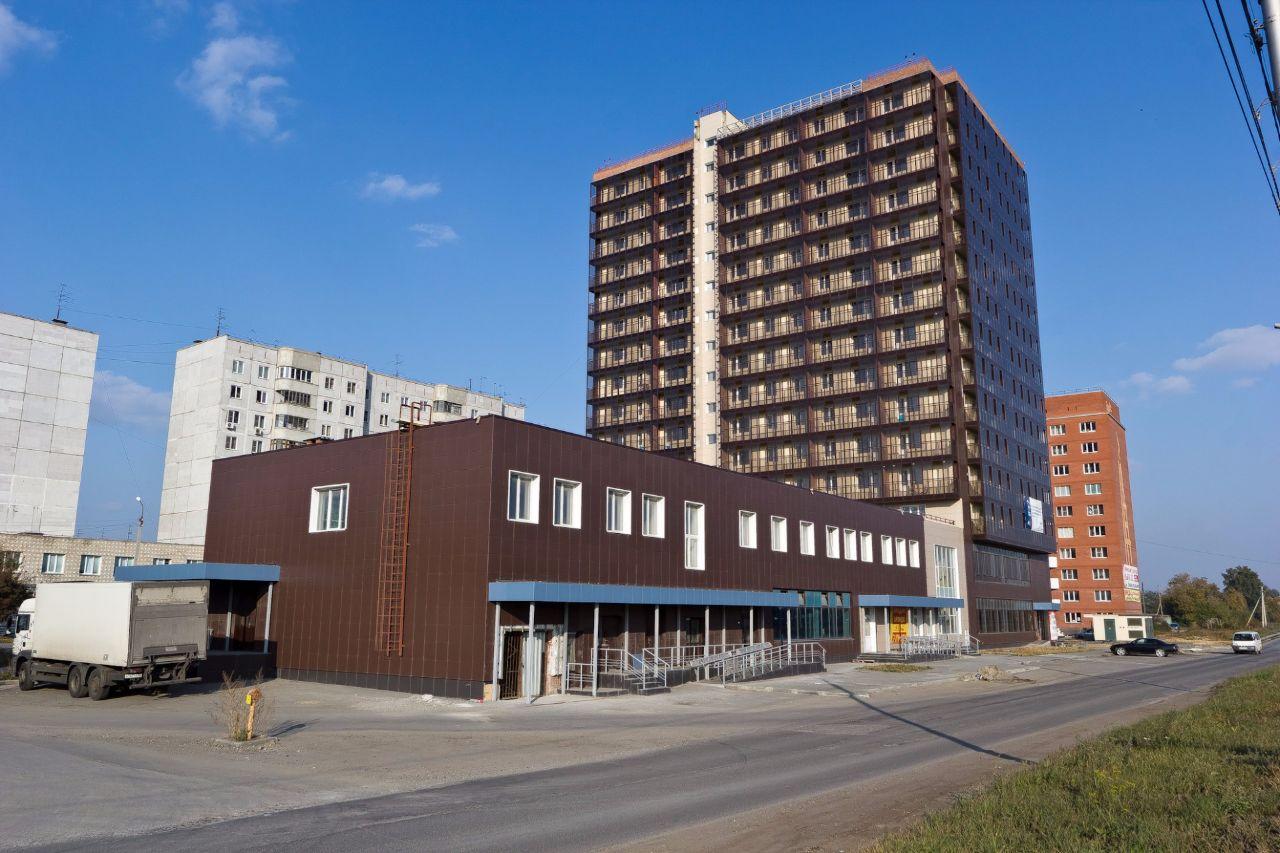 жилой комплекс по ул. Ломоносова