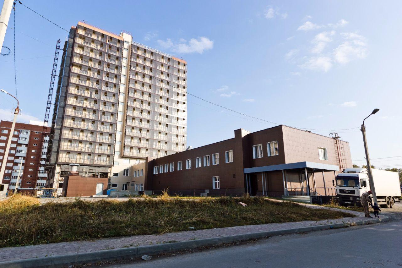 купить квартиру в ЖК по ул. Ломоносова