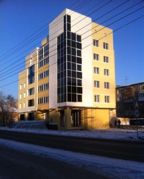 1-я Фотография ЖК «по ул. Плеханова, 58А»