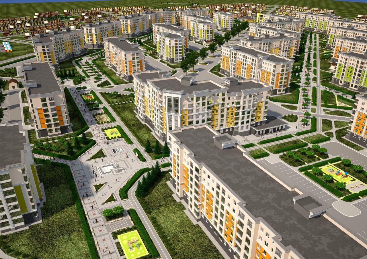 продажа квартир Солнечный бульвар