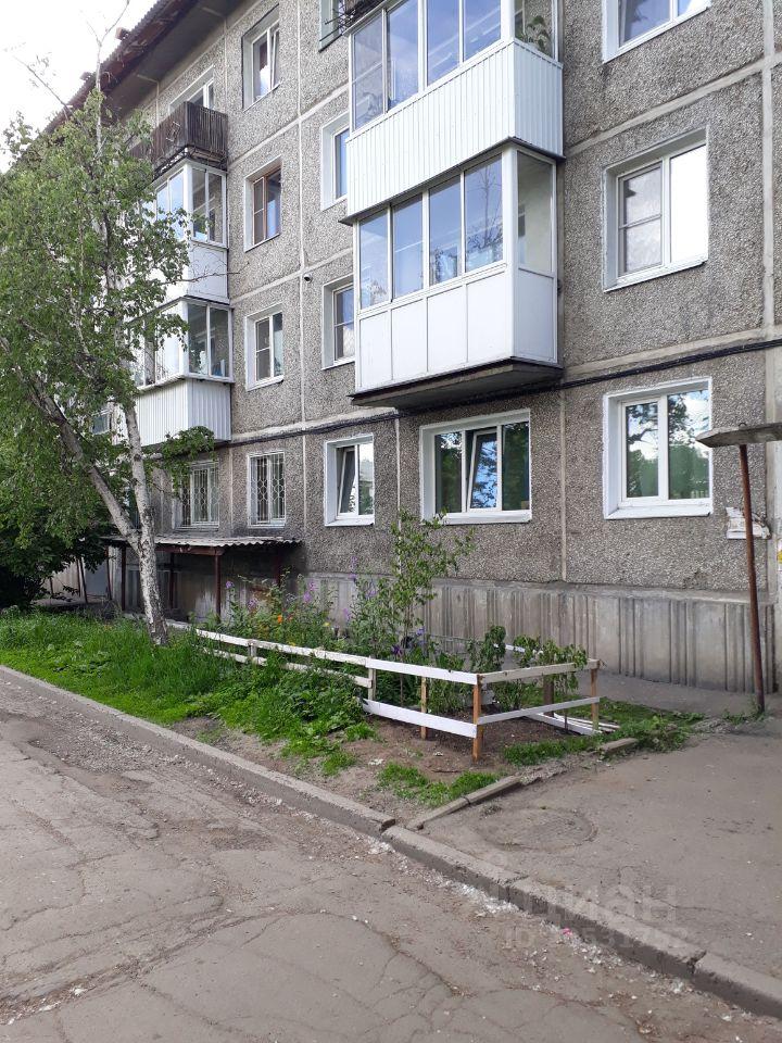 Продаю трехкомнатную квартиру 58м² Иркутская область, Шелехов, 1-й микрорайон, 8 - база ЦИАН, объявление 235260575