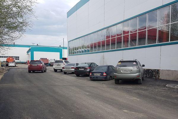 Офисно-складской комплекс на ул. Базовая, 7