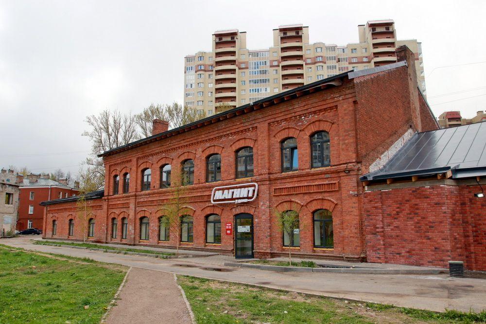 аренда помещений в ТЦ на ул. Ново-Александровская, 3А